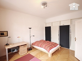 Zimmerwohnung Fliesenböden Schlafzimmer - 2 Zimmerwohnung - kein Parkpickerl - nähe Boku!