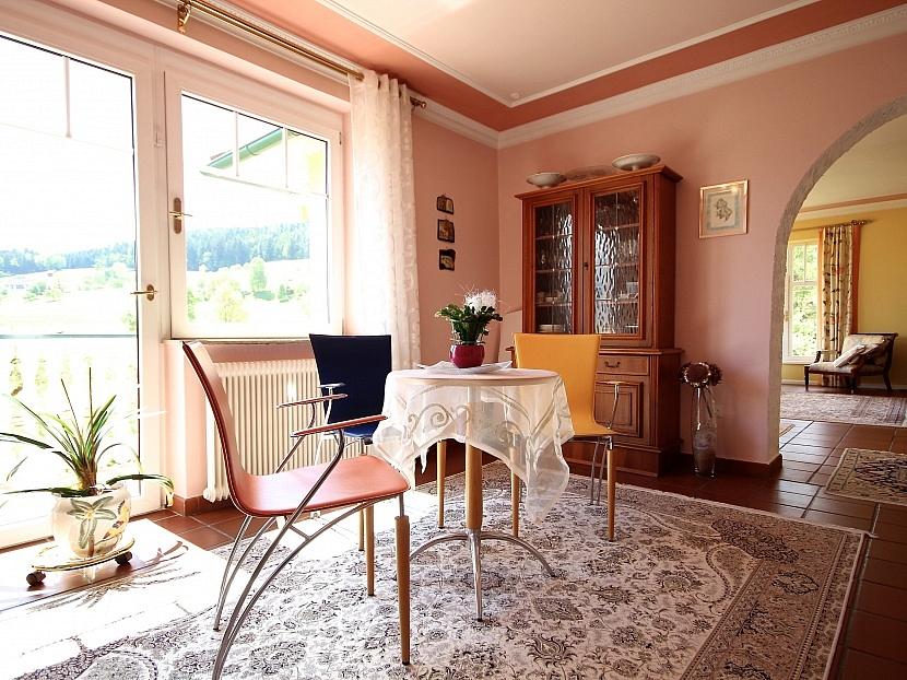 -Esszimmer Haupthaus