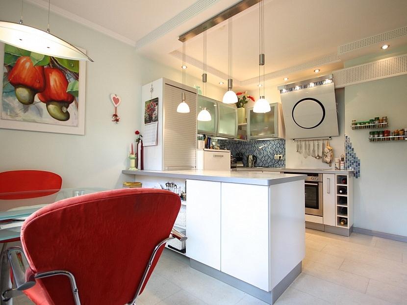 -Küche Haupthaus
