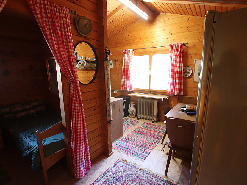 -Kleines Wohn-/Ferienhaus direkt an der Sattnitz